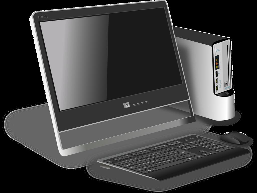 PCs, Laptops, Server, Firewall, Telefone, Drucker - professionelle Ausstattung!